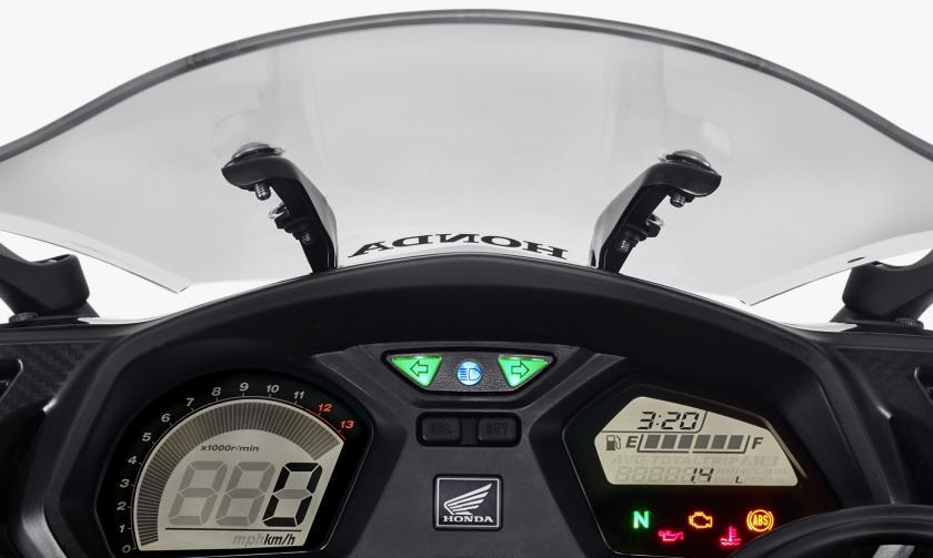 CBR 650F