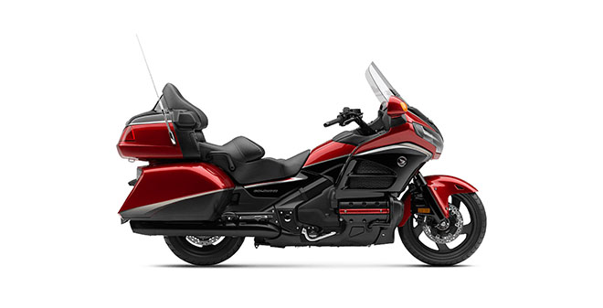 GL1800 Gold Wing